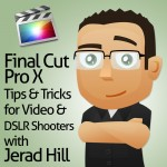Final Cut Pro X Podcast Icon