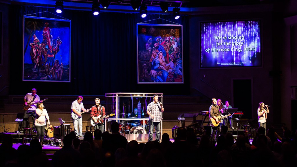 Big Valley Grace Worship
