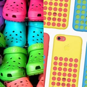 iphone 5crocs
