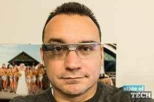 Google Glass Jerad Hill