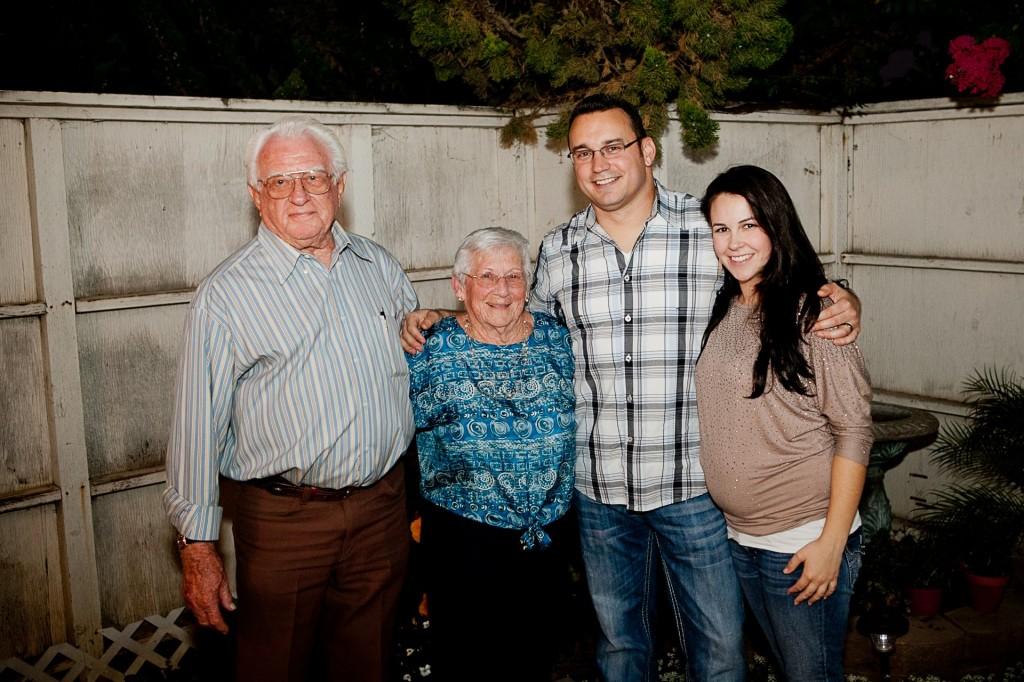 Ken, Carole, Jerad, Mallory