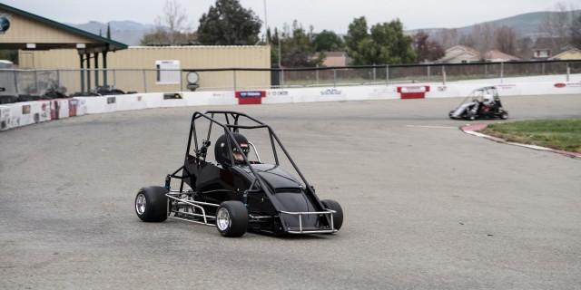 Liam Hill - QMA - Sherman Racecars