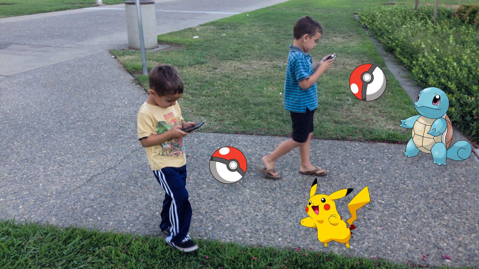 Pokemon Go Safety Tips