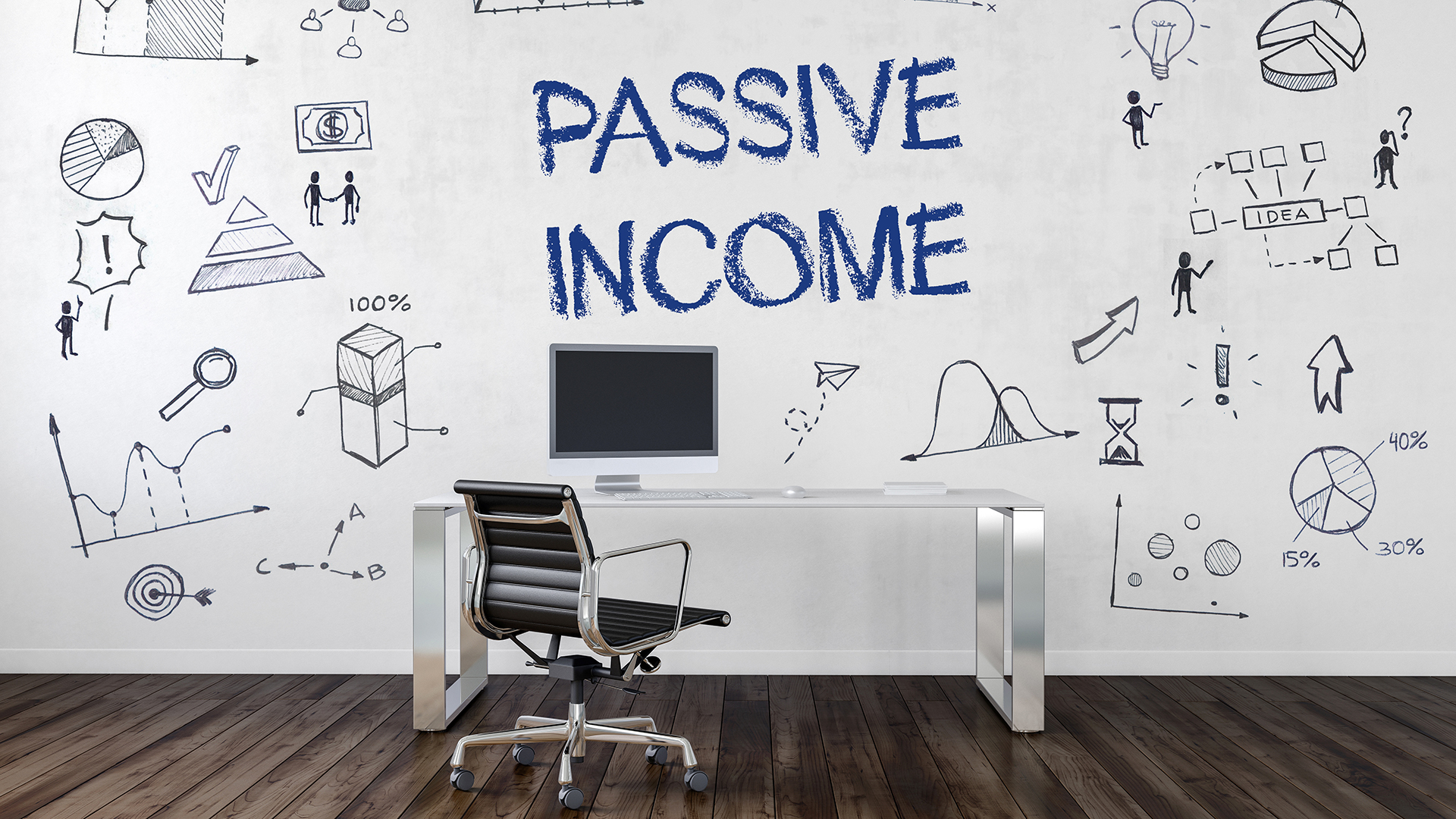 5 Steps to Passive Income 2020