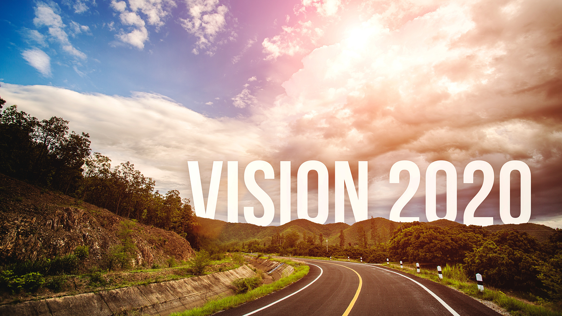 Building A 2020 Vision - Sunday Dispatch - Jerad Hill